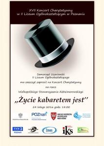 plakat na koncert charytatywny 2 -001