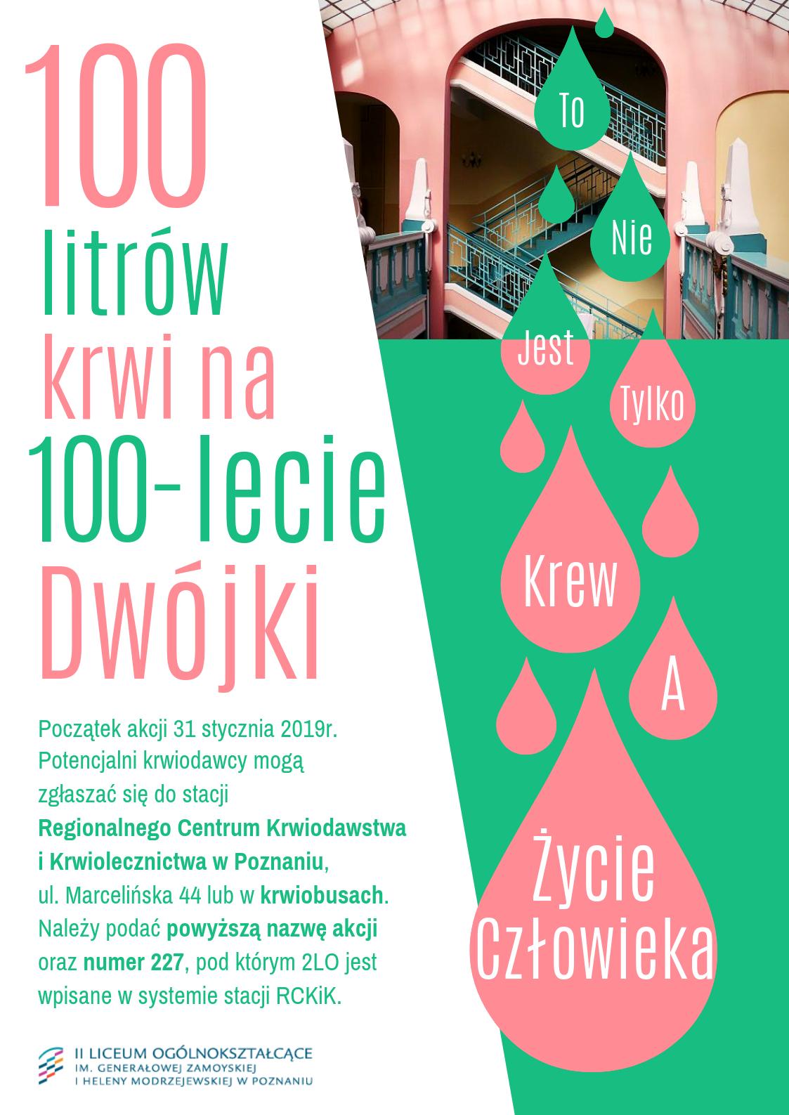 Jubileusz 100 Lecia Ii Lo